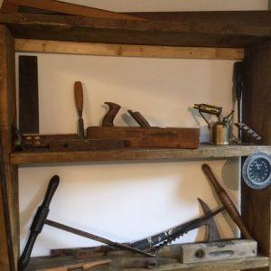 old tools on shelf2